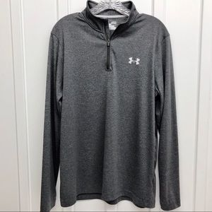 Under Armour Mens Heat Gear Long Sleeve Loose Fit
